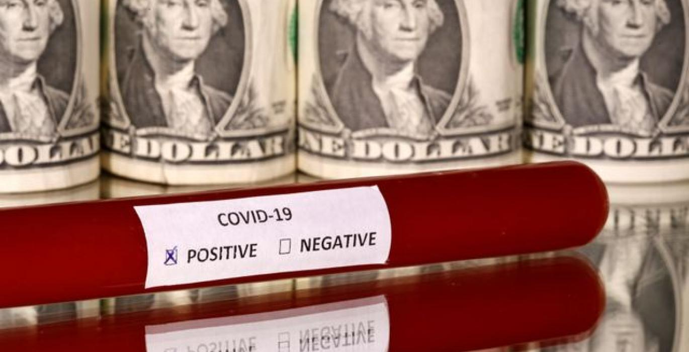 While thousands die, others become millionaires at the expense of the coronavirus