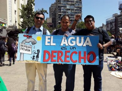 Movimiento por el Agua y los Territorios: La naturaleza debe ser reconocida como sujeta de derecho