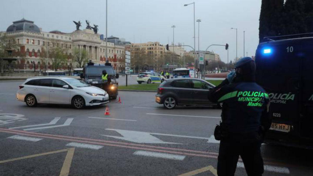 España mantendrá cerradas sus fronteras con China, Argelia y Marruecos