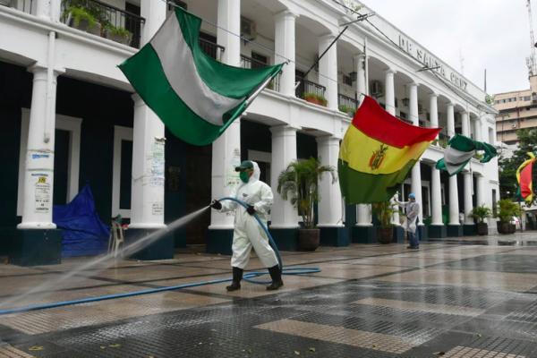 Bolivia entrará a la cuarta fase de la pandemia