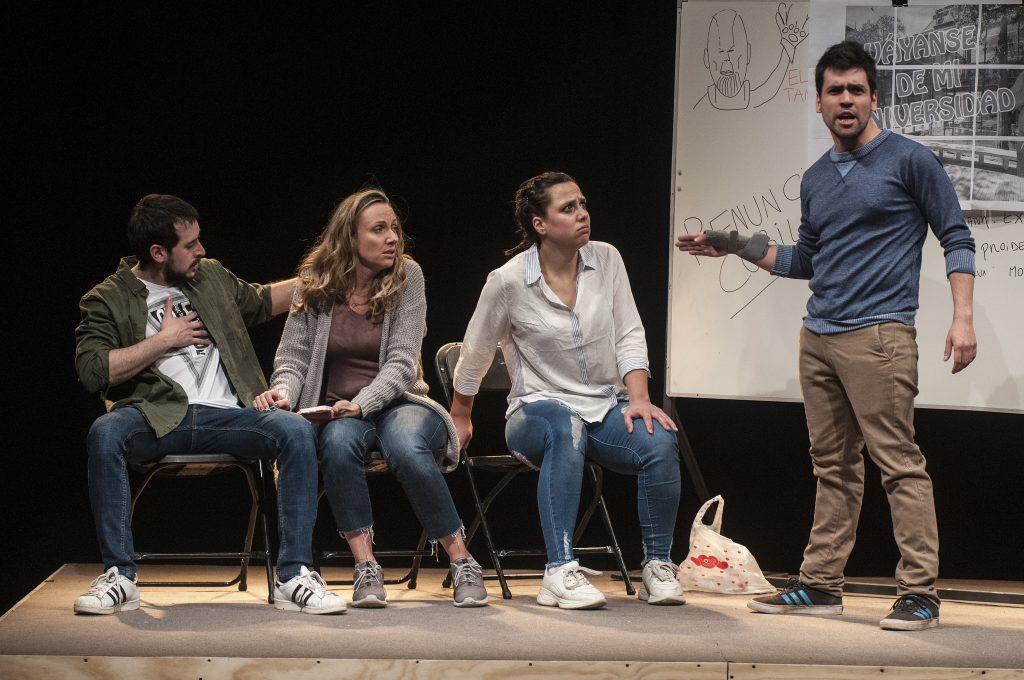 Red Salas de Teatro llama al Estado a apoyar los espacios culturales frente a las pérdidas que sufrirá el sector por impacto del Coronavirus
