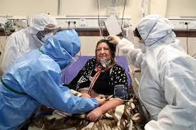Resultado de imagen de Irán  coronavirus hospitales