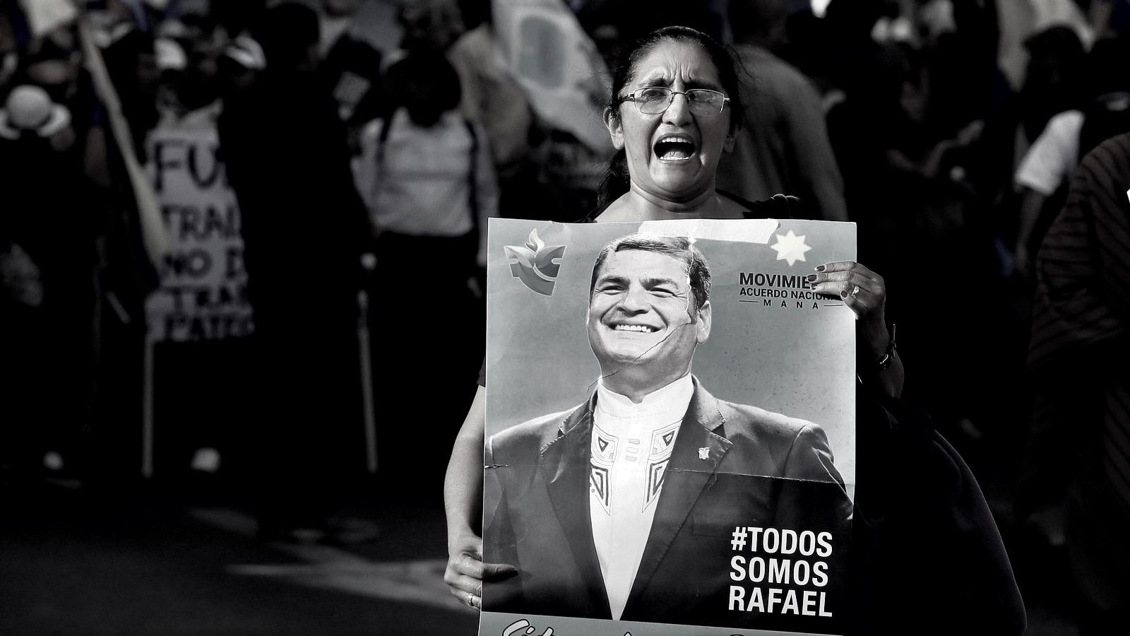 Des vidéos révélatrices montrent l'innocence de Rafael Correa et la fraude procédurale contre lui