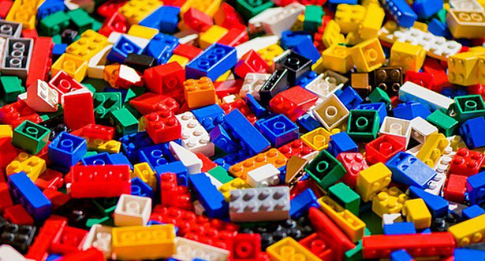 Piezas de Lego pueden sobrevivir en los océanos durante 1.300 años