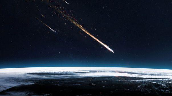 ¡Preparense para deslumbrarse con la lluvia de meteoritos líridas!