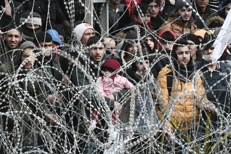 Crisis humanitaria: Europa cierra sus fronteras y su corazón a los migrantes
