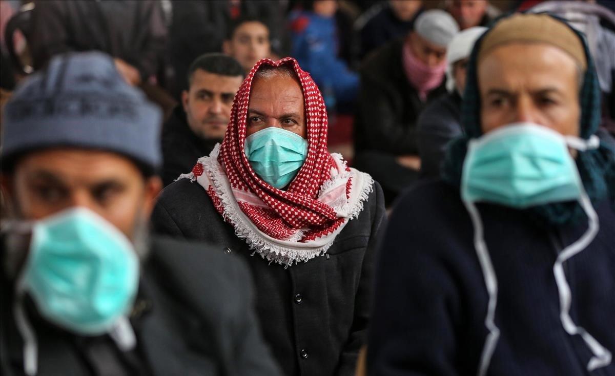 Senadores demócratas piden a Gobierno de EE. UU. reactivar ayuda a Palestina por pandemia
