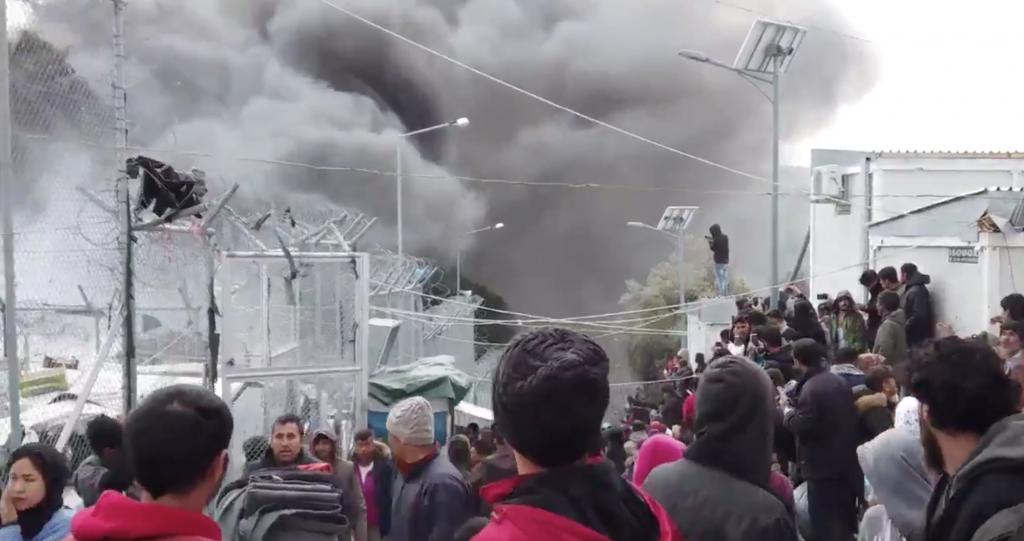 Campos de refugiados: uma bomba-relógio para a expansão do coronavírus