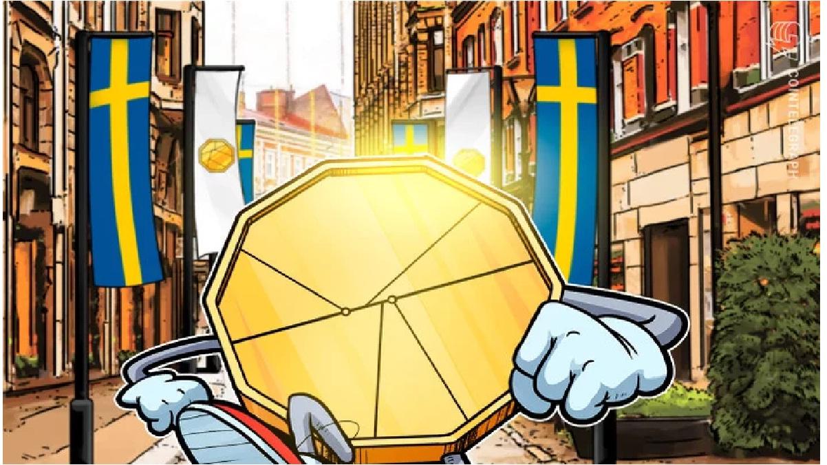 Banco Central de Suecia quiere crear centro de innovación para monedas digitales