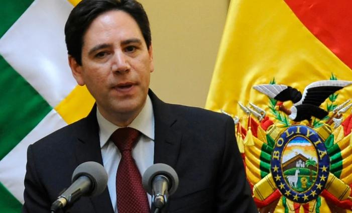 Presidente del Tribunal Supremo Electoral de Bolivia presenta su renuncia
