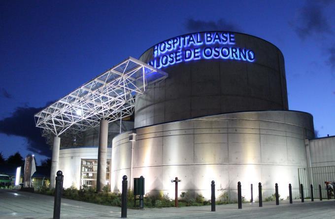 Osorno: Hospital Base retomará labores de manera gradual postcuarentena