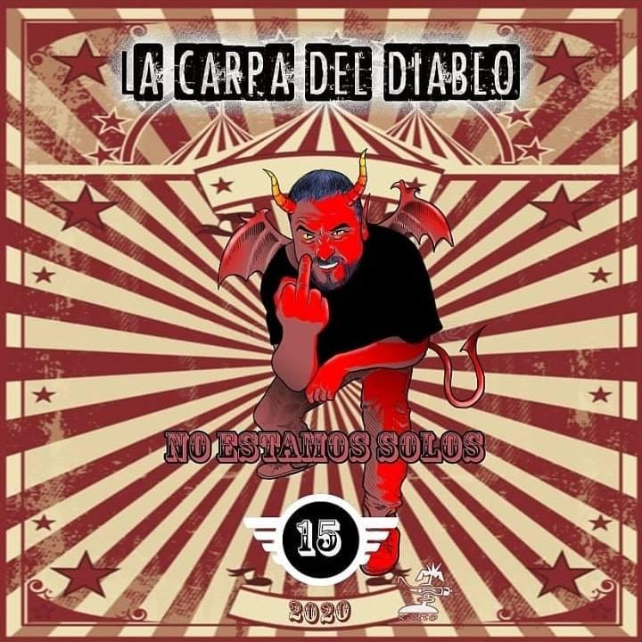 Música y poesía para la gente: 'La Carpa del Diablo' estrena sus capítulos en Spotify