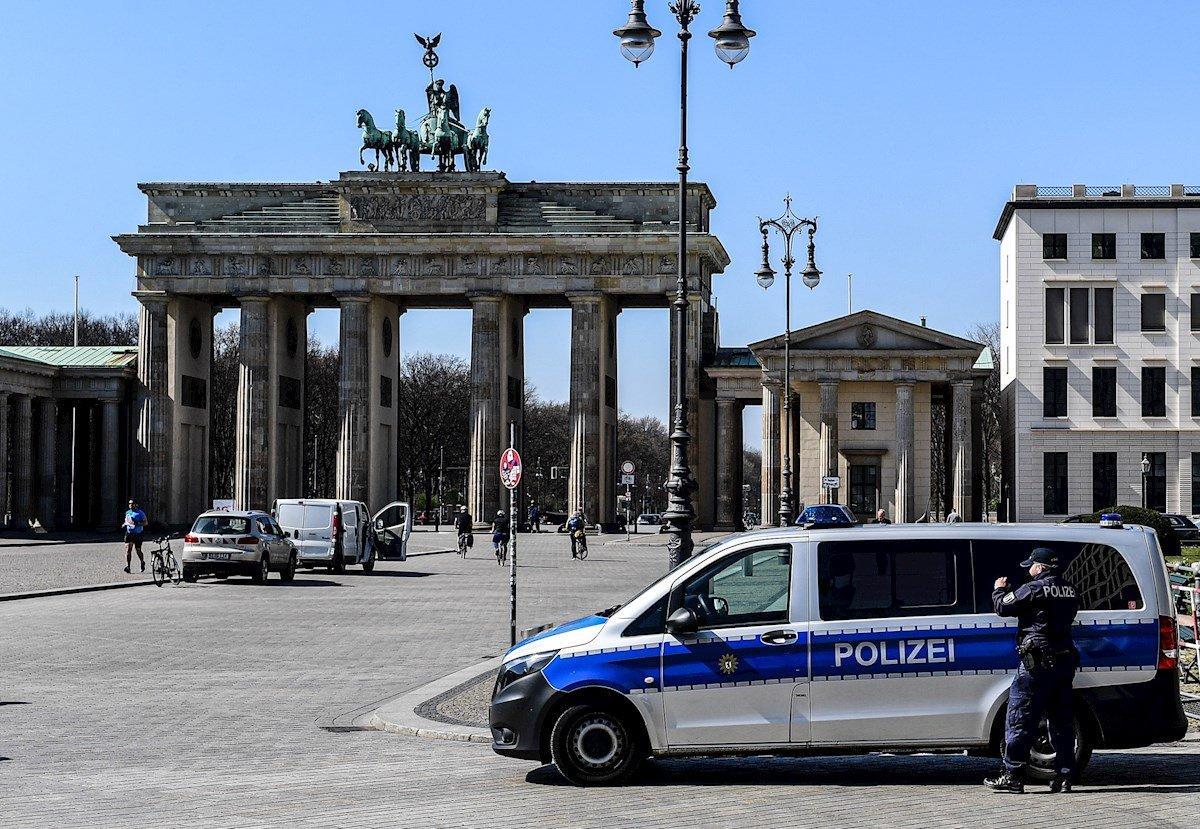 Alemania levantará control fronterizo con 6 países