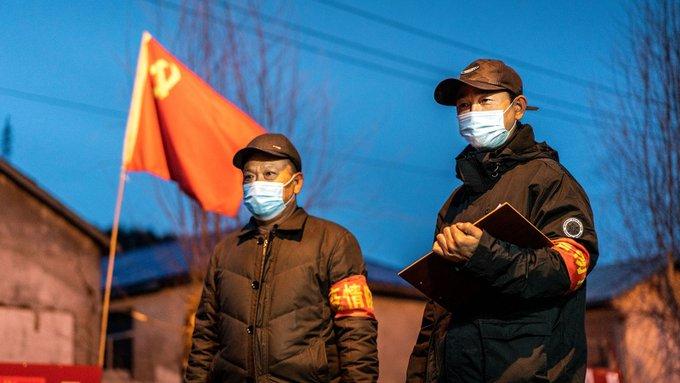 China aísla la ciudad de Harbin para contener nuevo brote de coronavirus