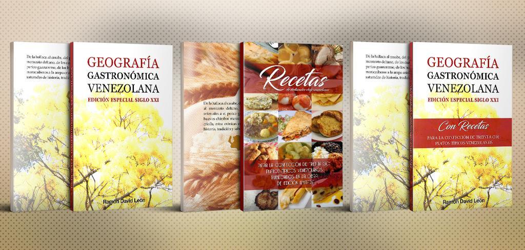 """Libro """"Geografía Gastronómica Venezolana"""" se alzó con dos premios en el """"Best in the World"""" 2020"""