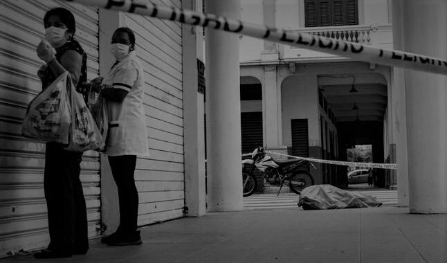 Pesadilla en Ecuador: Lenín Moreno no puede esconder los cadáveres por COVID-19
