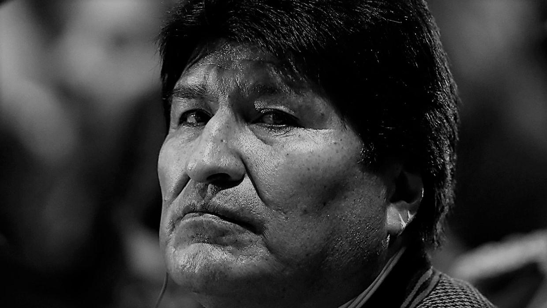 El último viernes con Evo Morales