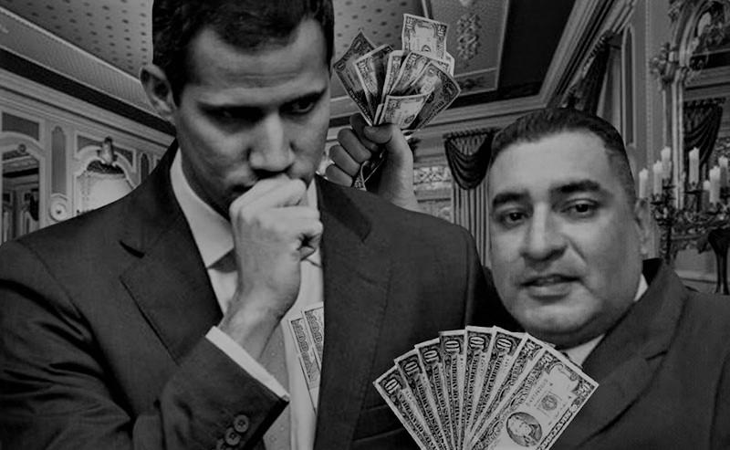 Agencia AP y OEA «dejan en visto» a Guaidó por corrupto