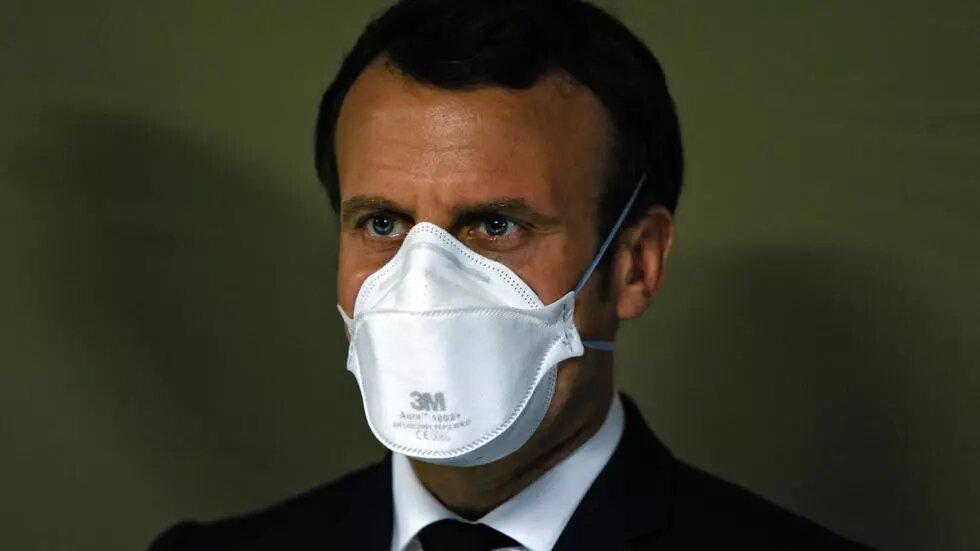 La incompetencia hunde a Macron mientras el COVID-19 arrasa con Francia