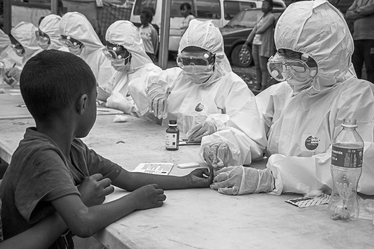 Hunger, poverty and death: the dangers children face from the coronavirus