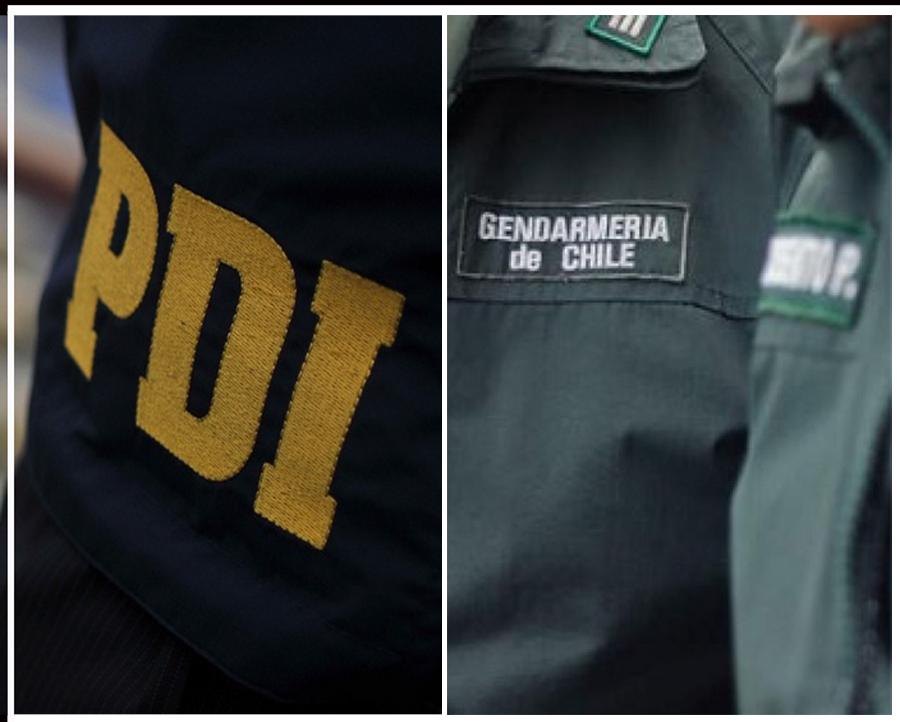 Justicia acoge a trámite querella contra funcionarios de PDI y Gendarmería acusados de falso testimonio