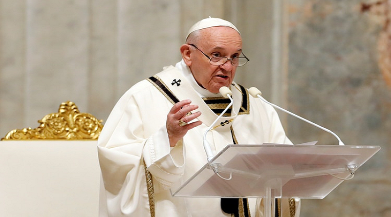 Papa Francisco exhorta a la comunidad internacional a unir capacidades científicas en la búsqueda de vacunas para el COVID-19