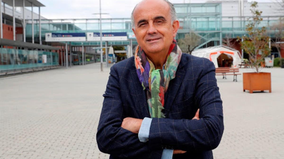 Doctor Antonio Zapatero: «Aquí hemos empeñado hasta las noches para atender la pandemia»