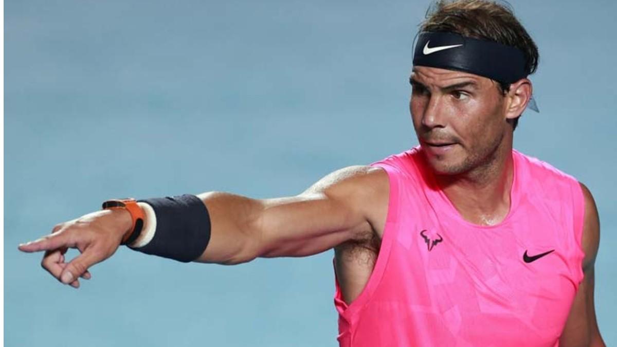Rafael Nadal no está dispuesto a participar en el US Open