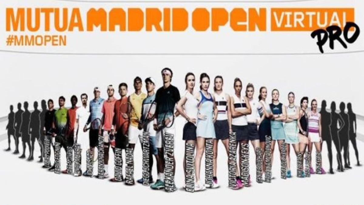 Madrid Open Virtual: La iniciativa del tenis frente a la pandemia