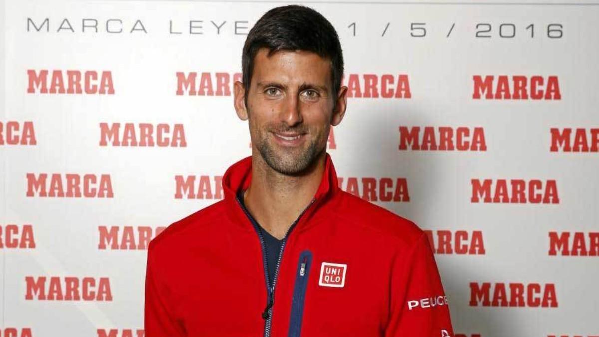 Tenista Novak Djokovic no es partidario de vacunarse contra el COVID-19