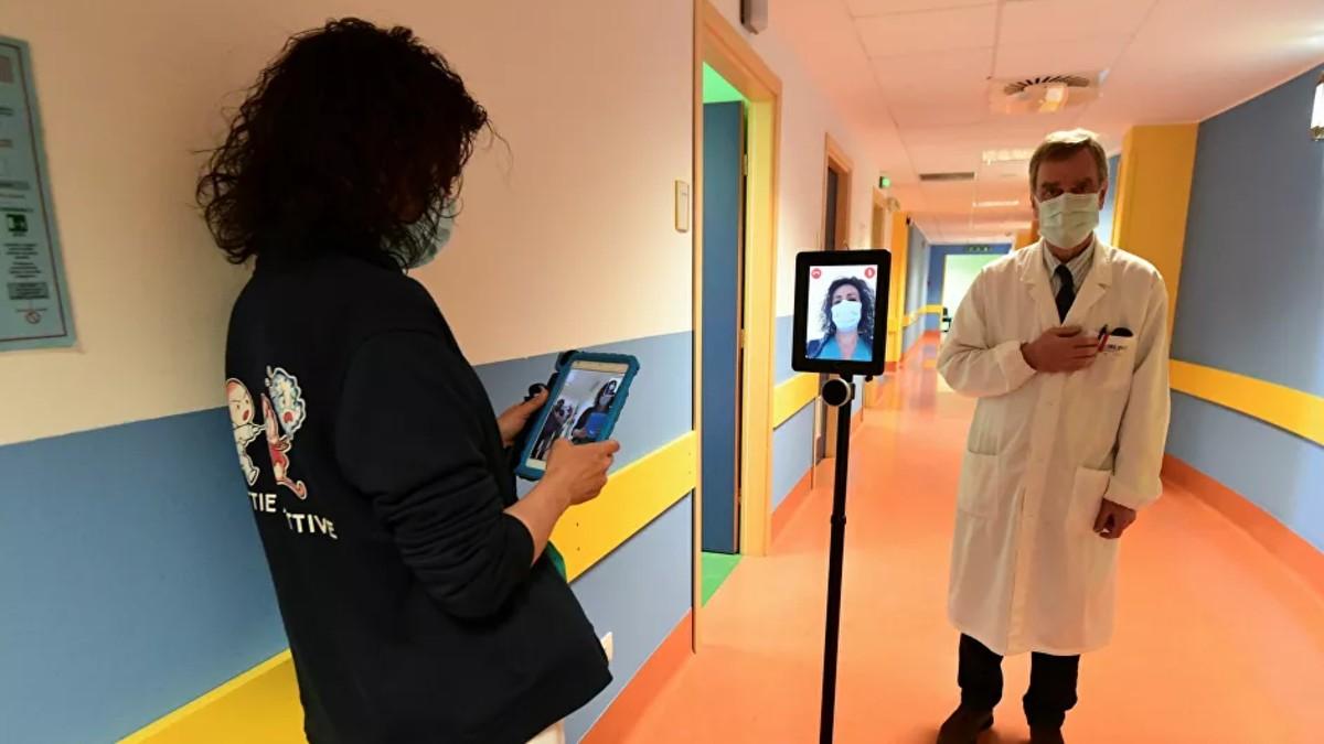 (Fotos y videos) Coronavirus: Un impulso al desarrollo tecnológico