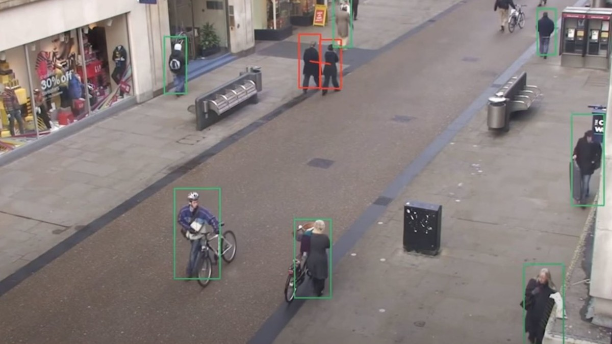 (Video) Crean detector con inteligencia artificial para medir distanciamiento social