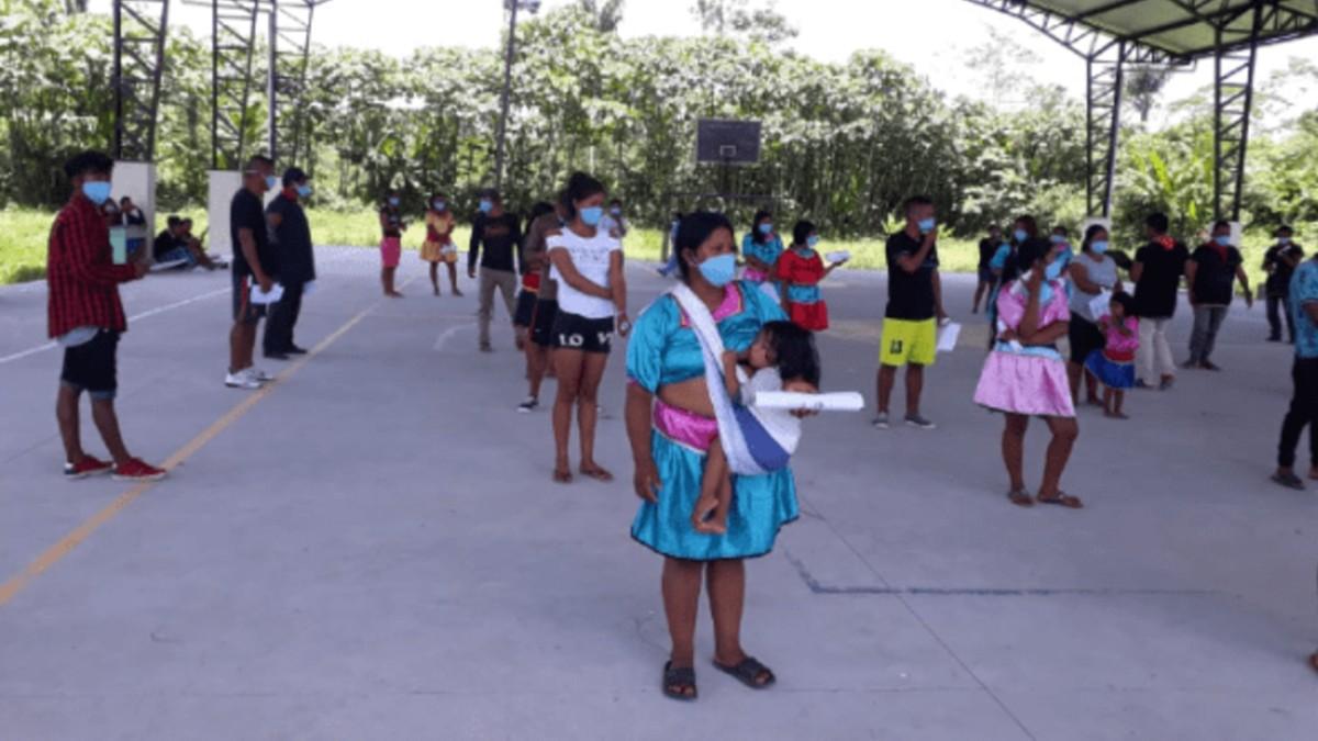 Conaie anuncia que indígenas de Ecuador mantendrán confinamiento hasta el 15 de junio