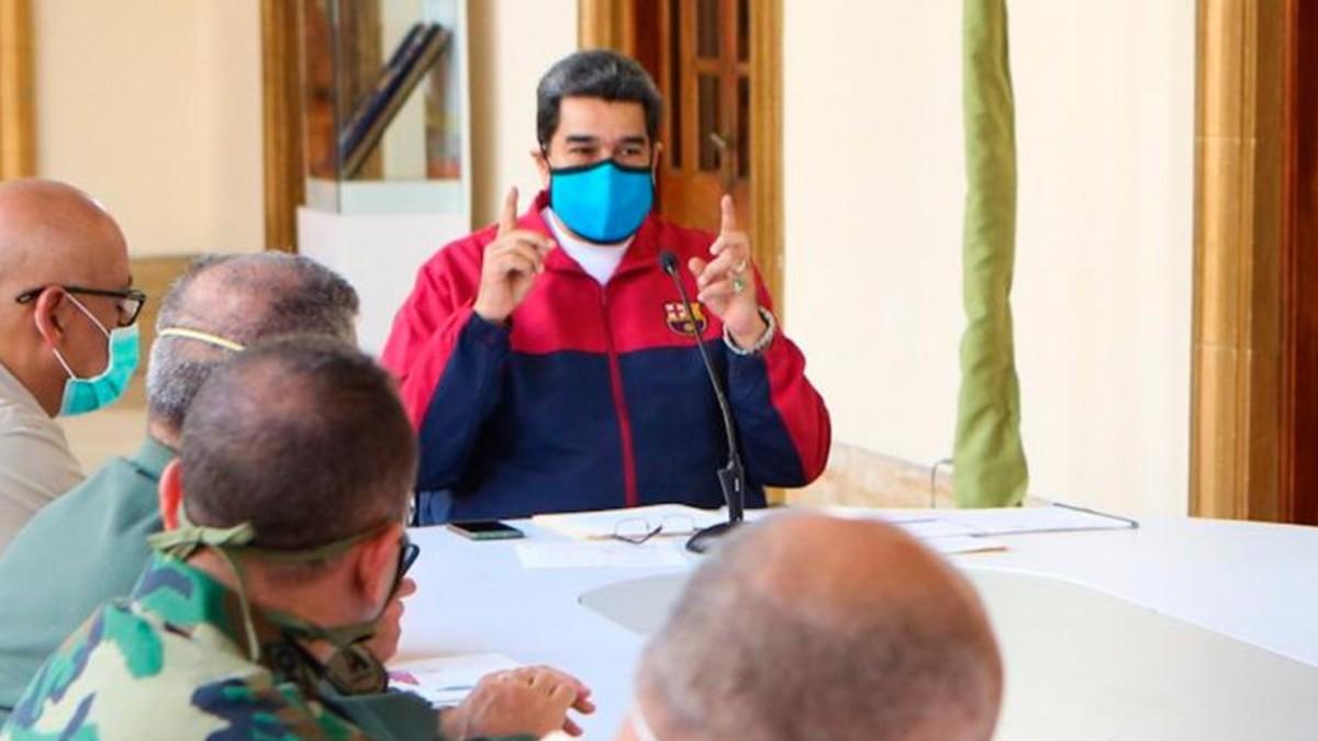 Maduro denuncia noticias falsas sobre Venezuela en medios españoles