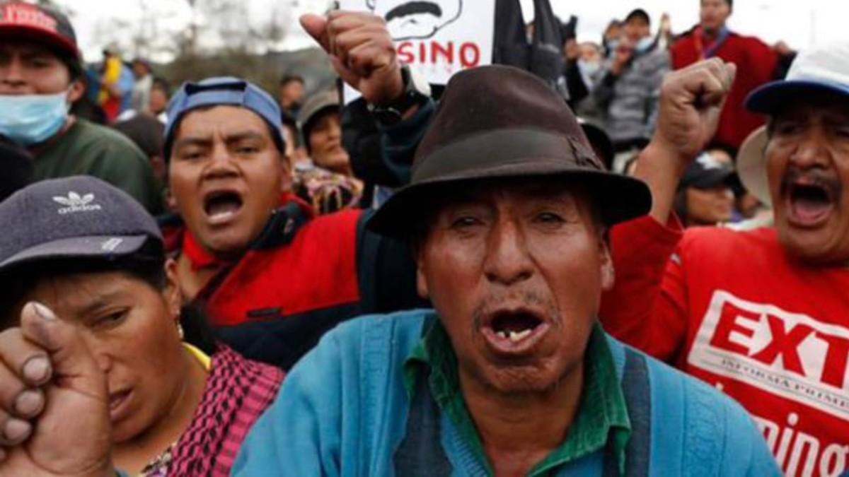 Indígenas ecuatorianos se organizan y toman sus propias medidas frente al COVID-19