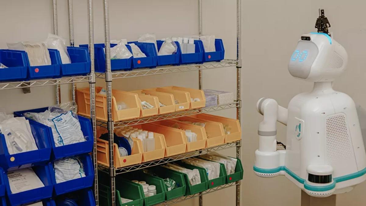 Robot enfermero podría ser clave en la lucha contra el coronavirus