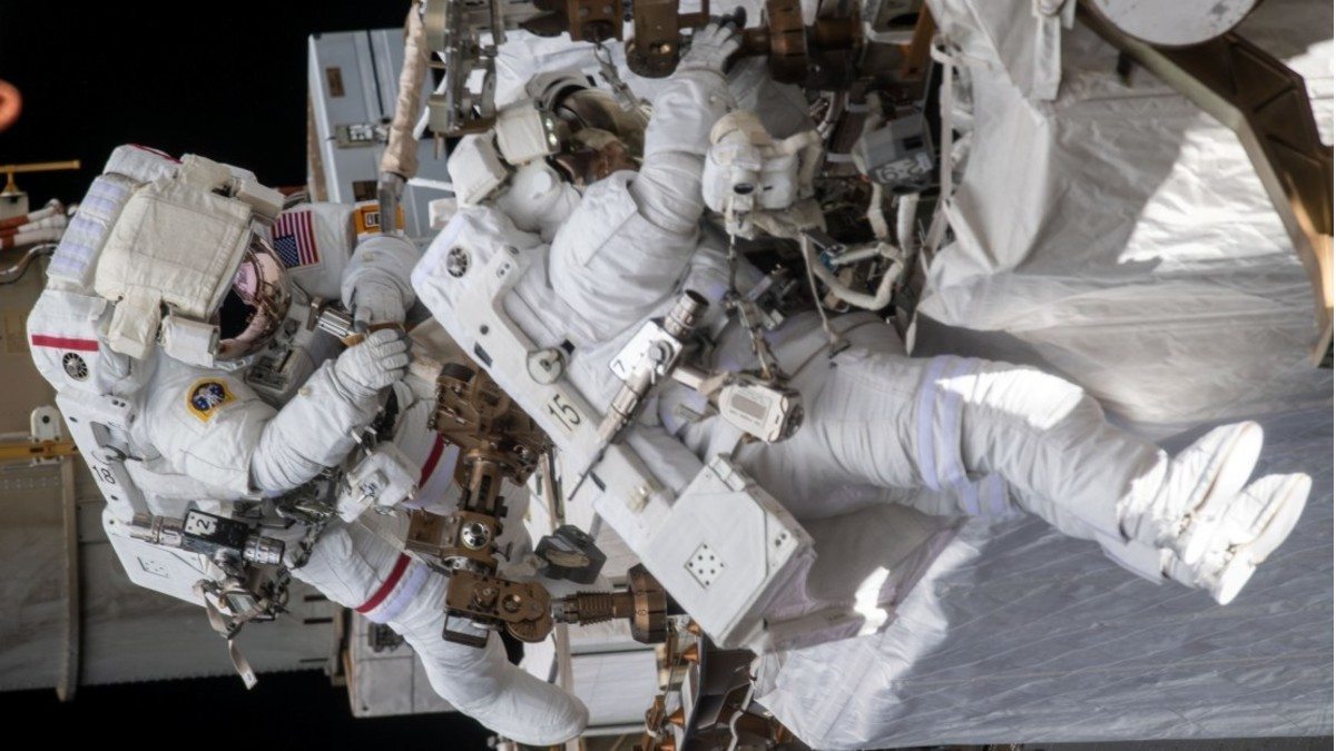 Más de 12.000 personas aspiran ser astronautas de la NASA