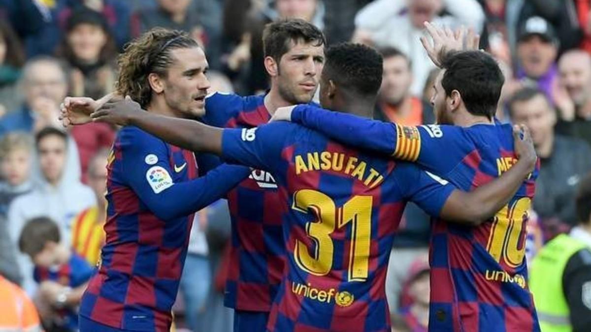 Jugadores del FC Barcelona se quedarán sin cobrar en enero por la crisis del club