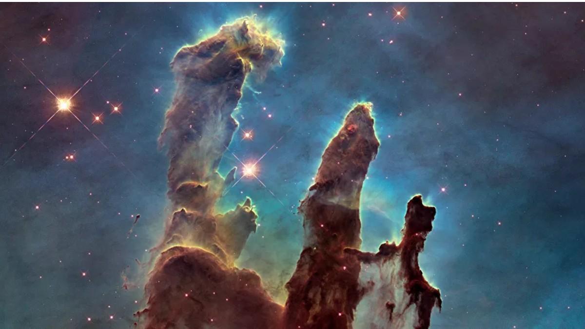 Descubren conjunto de estrellas que pone en duda Los Pilares de la Creación