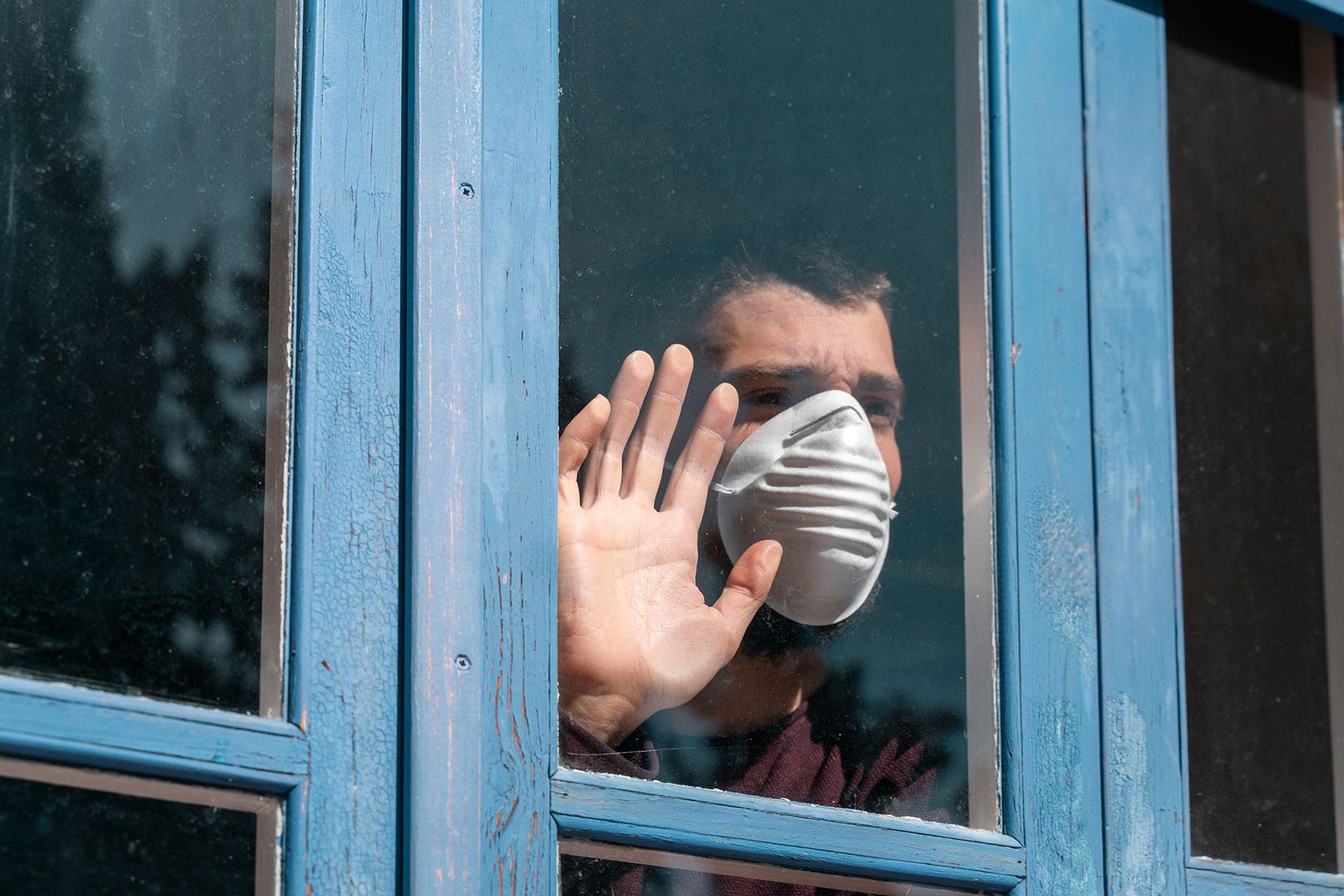 Puerto Montt: Especialista explica que la ansiedad y la angustia son efectos de la cuarentena