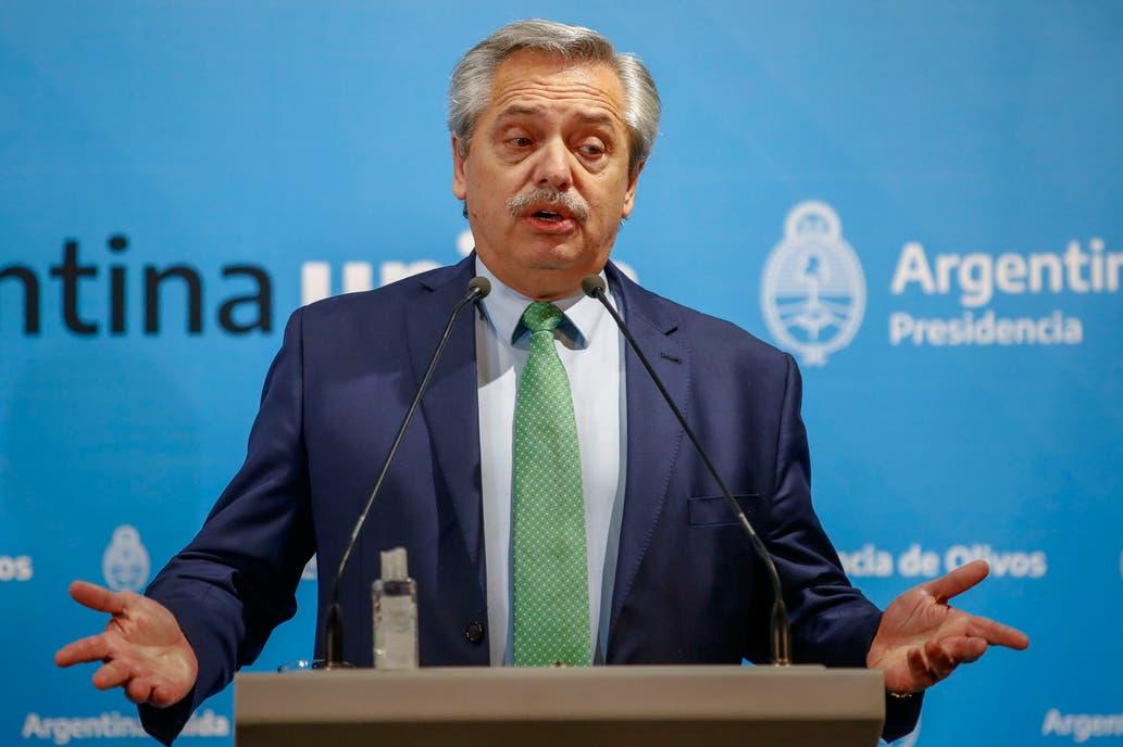 Presidente de Argentina anuncia reactivación turística en el país