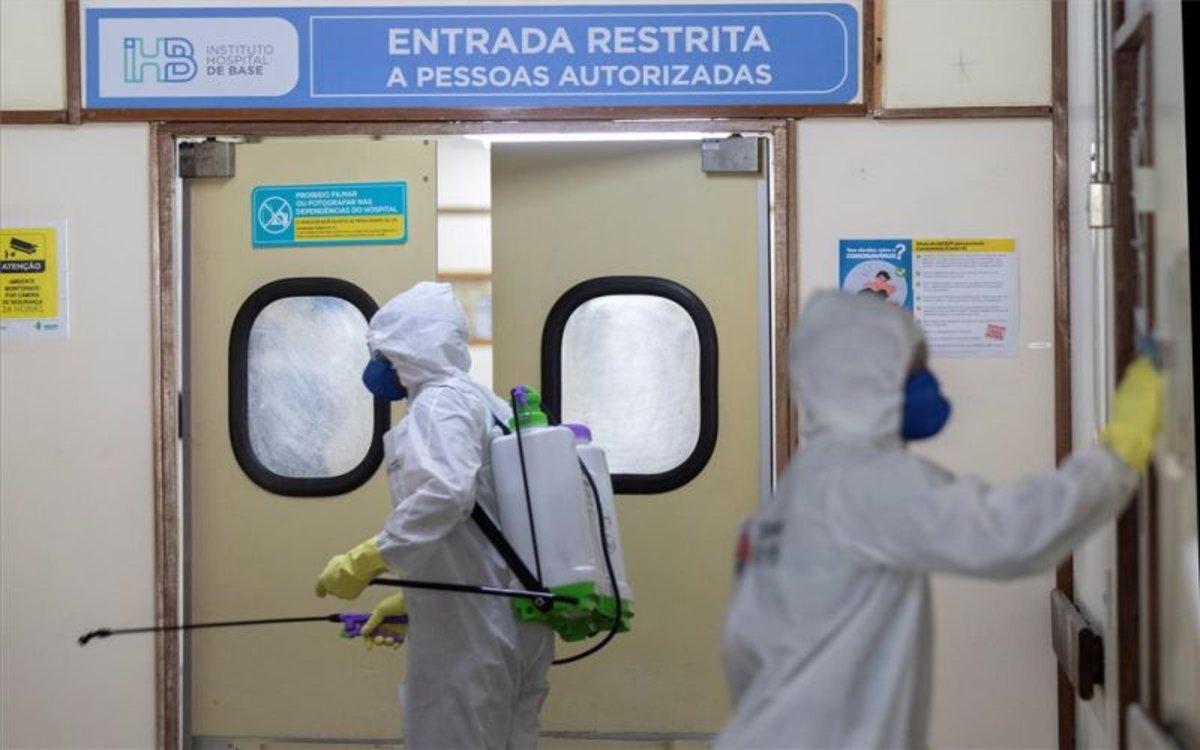 Brasil cambia nuevamente versión sobre primer caso de coronavirus en el país