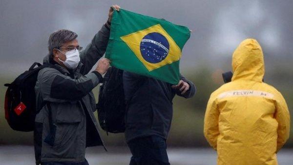 COVID-19: Con 30 mil 425 contagiados Jair Bolsonaro anuncia su intención de reactivar economía