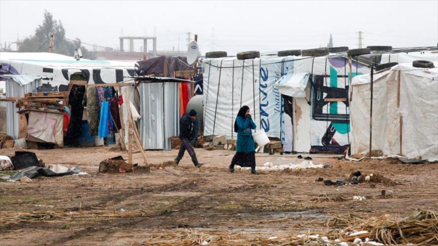 Confirman primer caso de contagio de coronavirus en campamento palestino en el Líbano