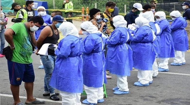 Miles de venezolanos regresan a su patria huyendo de la xenofobia y pandemia en Colombia