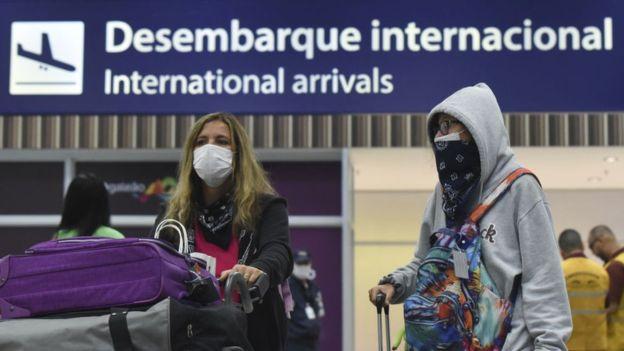 Brasil reconoce que primer caso de coronavirus llegó en enero y no a finales de febrero