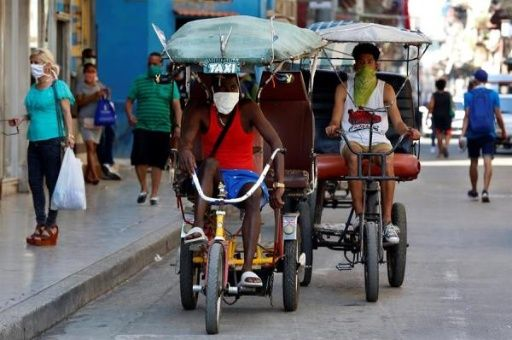 Cuba supera los mil casos positivos de COVID-19