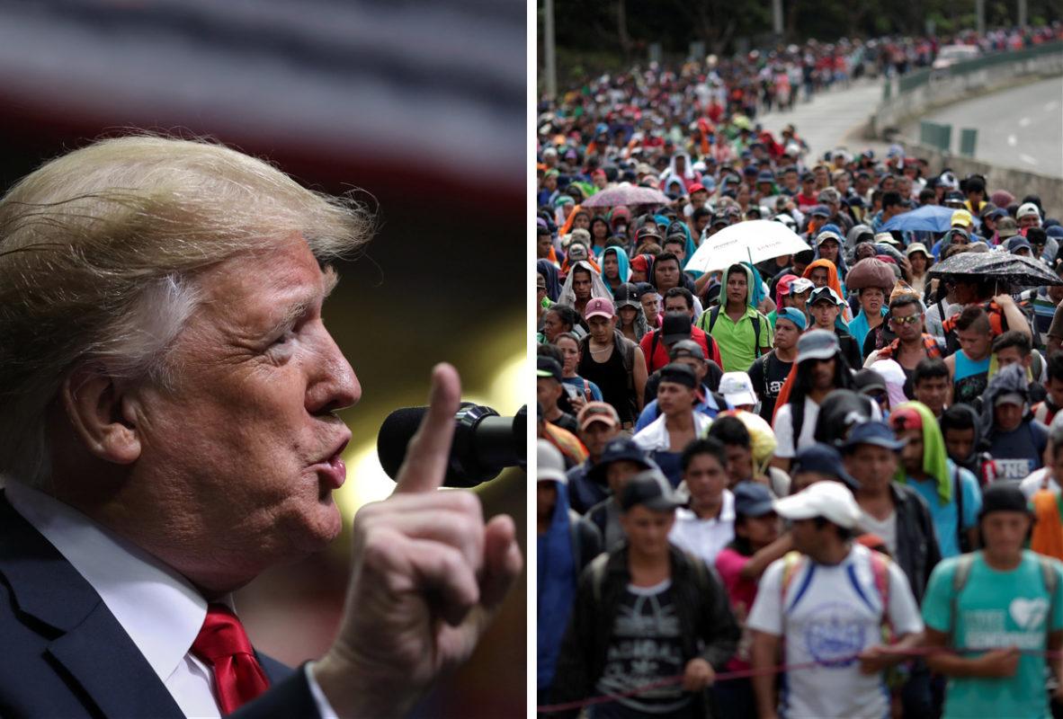 Trump ha deportado más de 10.000 inmigrantes en medio de la pandemia
