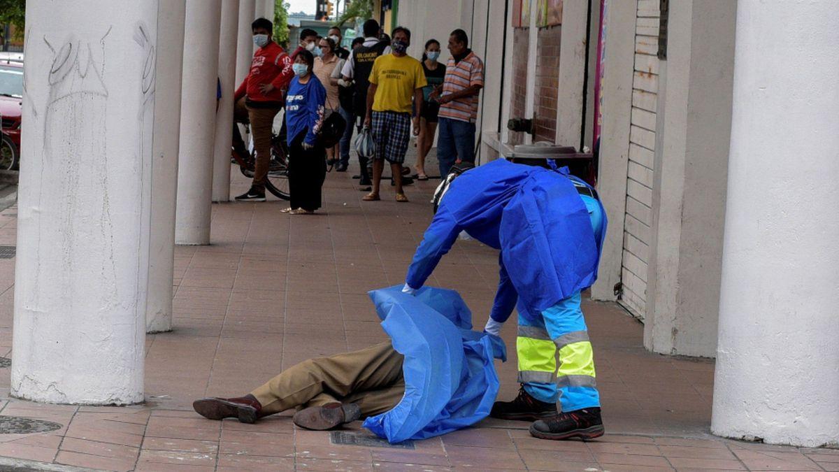 Ecuador alcanza al menos unos 180 mil despidos en medio de la cuarentena