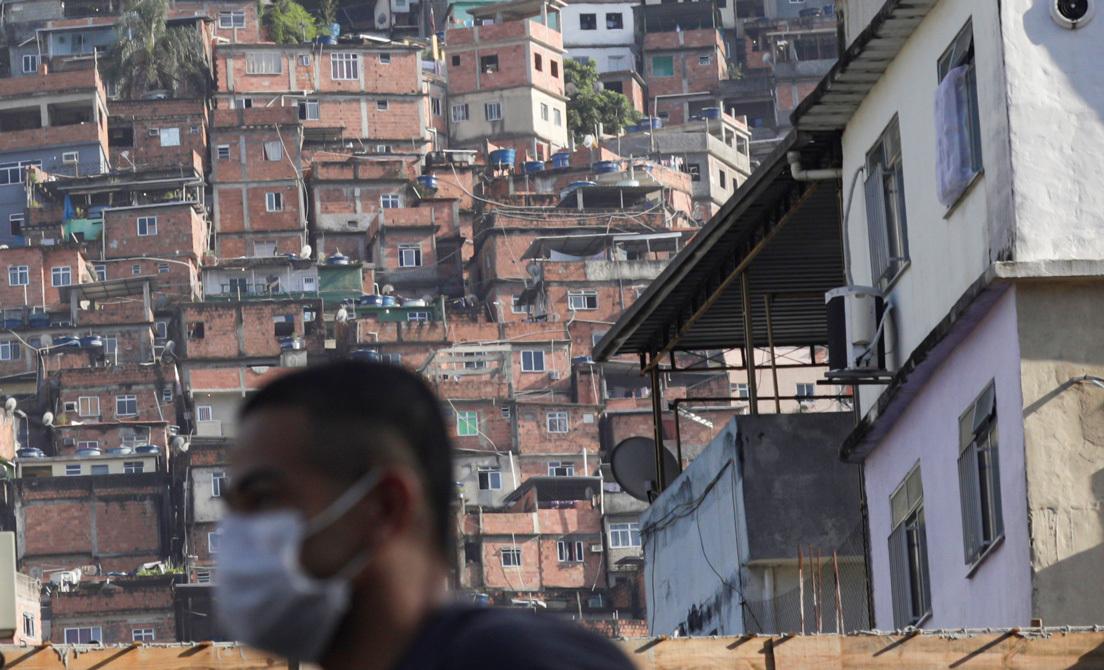 Alert in Brazil: favelas are a real 'breeding ground' for coronavirus